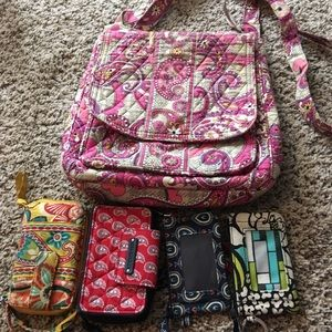 Vera Bradley Bag and Accessories